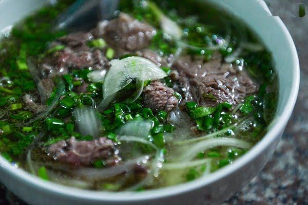 Phở Cồ là một món ăn mà người Nam Định